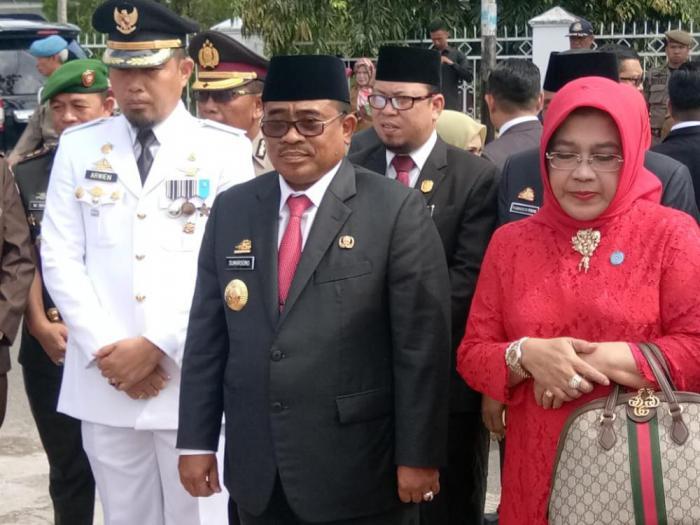 Soni Sumarsono Hadiri Pelantikan Penjabat Wali Kota Palopo
